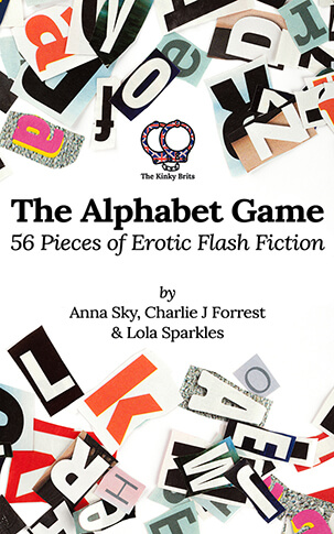 The Alphabet Game Cover Image
