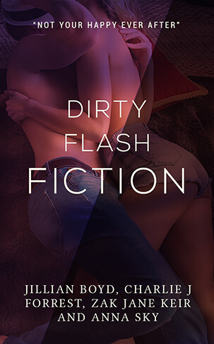 Dirty Flash Fiction Cover Image